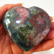 Load image into Gallery viewer, Ocean Jasper Heart Stone, One-Off Bundle | GULA MAGICK