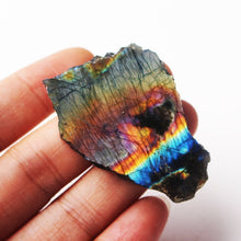 Load image into Gallery viewer, Labradorite Raw Slab | GULA MAGICK
