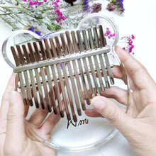 Load image into Gallery viewer, Kimi Kalimba Acrylic Thumb Piano | GULA MAGICK
