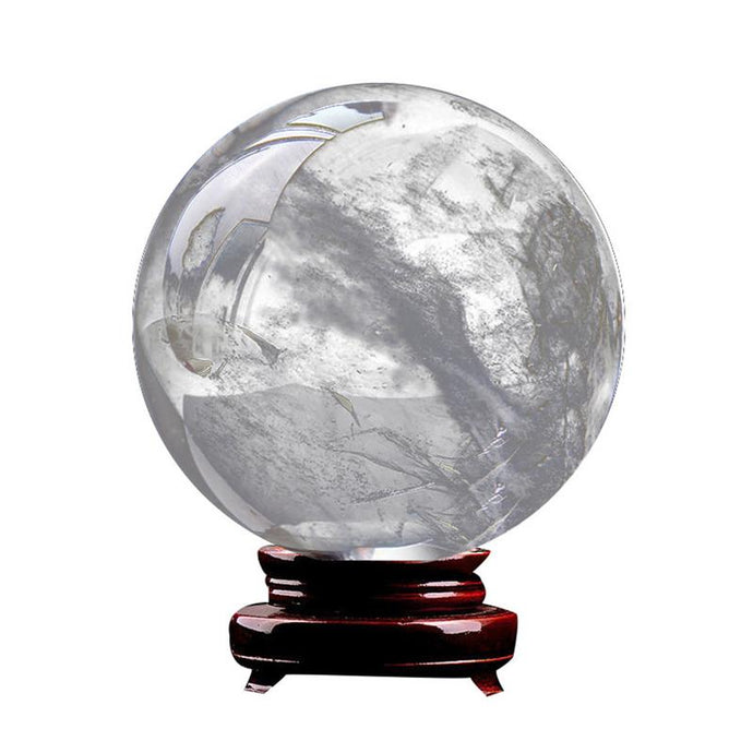 Clear Quartz Crystal Ball, 3cm | GULA MAGICK