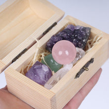 Load image into Gallery viewer, Precious Crystal Box | GULA MAGICK