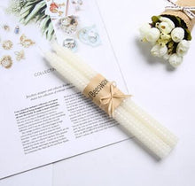 Load image into Gallery viewer, Handrolled Beeswax Taper Candle Set | GULA MAGICK