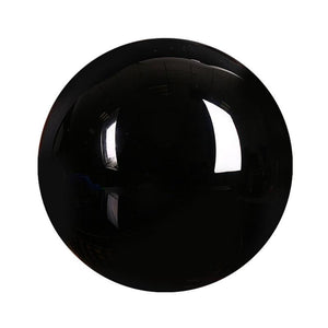 Black Obsidian Crystal Ball, 3cm | GULA MAGICK