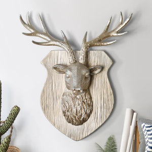 Wildlife Animal Head Wall Art | GULA MAGICK