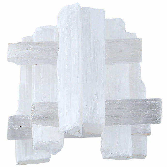 Selenite Crystal Wand | GULA MAGICK
