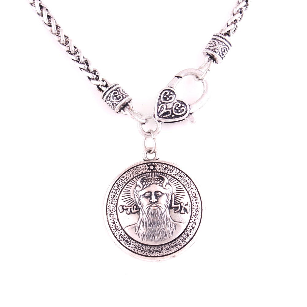 Solomon Sigil Viking Necklace | GULA MAGICK