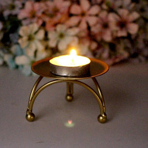 Iron Table Candle Holder | GULA MAGICK