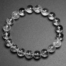 Load image into Gallery viewer, Clear Quartz Beaded Crystal Bracelet | GULA MAGICK