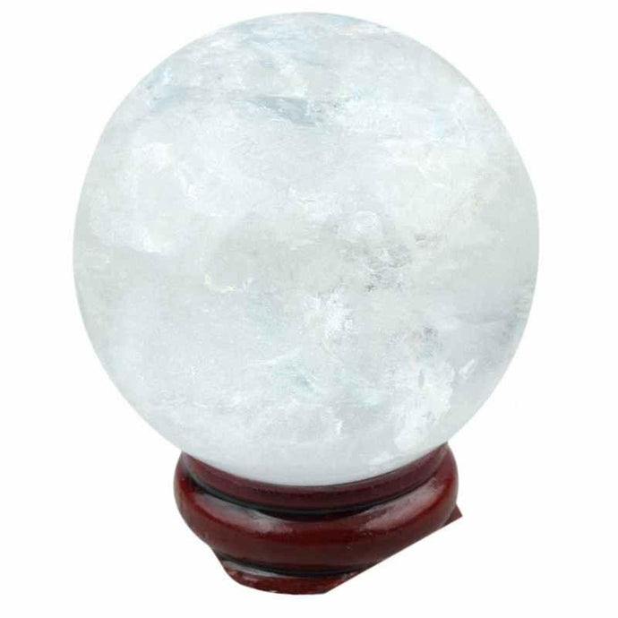 Clear Quartz Crystal Ball, 3.5cm | GULA MAGICK