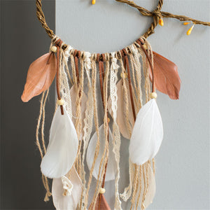 Nordic Feather Dreamcatcher | GULA MAGICK
