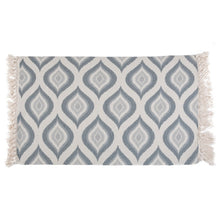 Load image into Gallery viewer, Geometric Distressed Bohemian Rug | GULA MAGICK