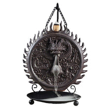 Load image into Gallery viewer, Dragon Plate Incense Burner | GULA MAGICK