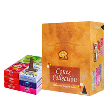 Load image into Gallery viewer, Indian Incense Cone Collection, 17 Scents | GULA MAGICK