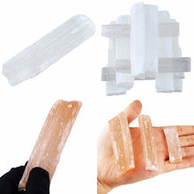 Load image into Gallery viewer, Selenite Crystal Wand | GULA MAGICK