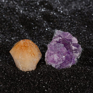 Mineral Rock Crystal Box | GULA MAGICK