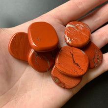 Load image into Gallery viewer, Red Jasper Palm Stone Set | GULA MAGICK