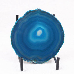 Natural Agate Polished Slice | GULA MAGICK