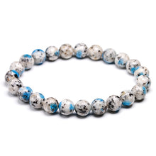 Load image into Gallery viewer, K2 Granite Beaded Crystal Bracelet | GULA MAGICK