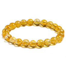 Load image into Gallery viewer, Citrine Beaded Crystal Bracelet | GULA MAGICK
