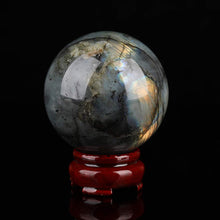 Load image into Gallery viewer, Labradorite Crystal Ball, 5cm | GULA MAGICK