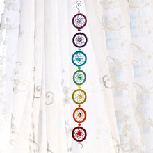 Load image into Gallery viewer, 7 Chakra Muladhar Dreamcatcher | GULA MAGICK