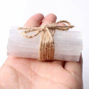 Selenite Healing Stick Set | GULA MAGICK