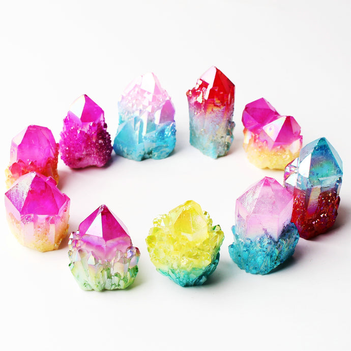 Angel Aura Pineapple Cluster | GULA MAGICK