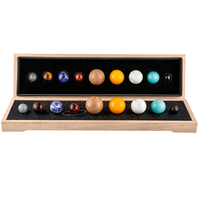 Universe Crystal Planet Space Set | GULA MAGICK
