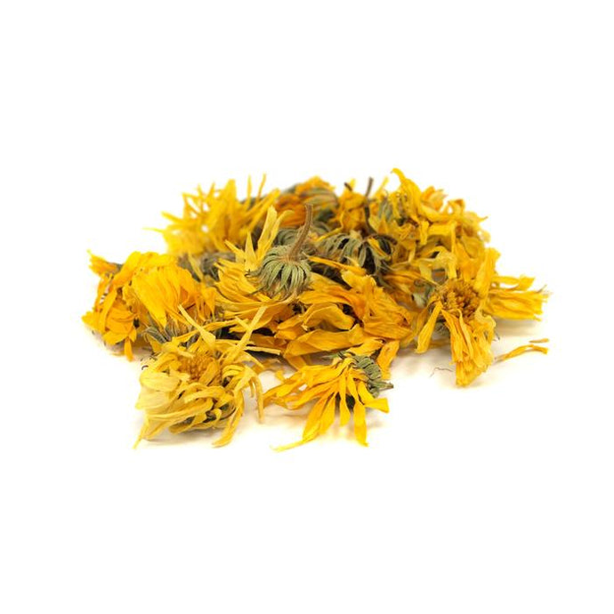 Dried Calendula Flower, Marigold | GULA MAGICK