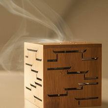 Load image into Gallery viewer, Bamboo Incense Burner | GULA MAGICK