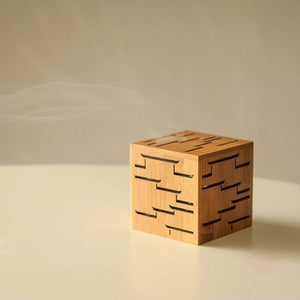 Bamboo Incense Burner | GULA MAGICK