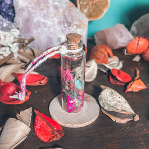 Custom Your Magick | Wish Bottle | GULA MAGICK