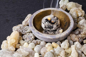 Frankincense Resin - GULA MAGICK