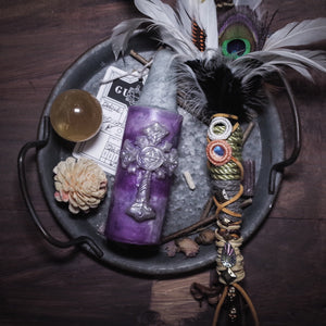 Angel Blessing Candle - GULA MAGICK