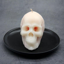 將影像加載到庫檢視器中, Bleeding Skull Candle | GULA MAGICK