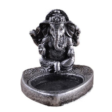 Load image into Gallery viewer, Elephant God Candlestick | GULA MAGICK