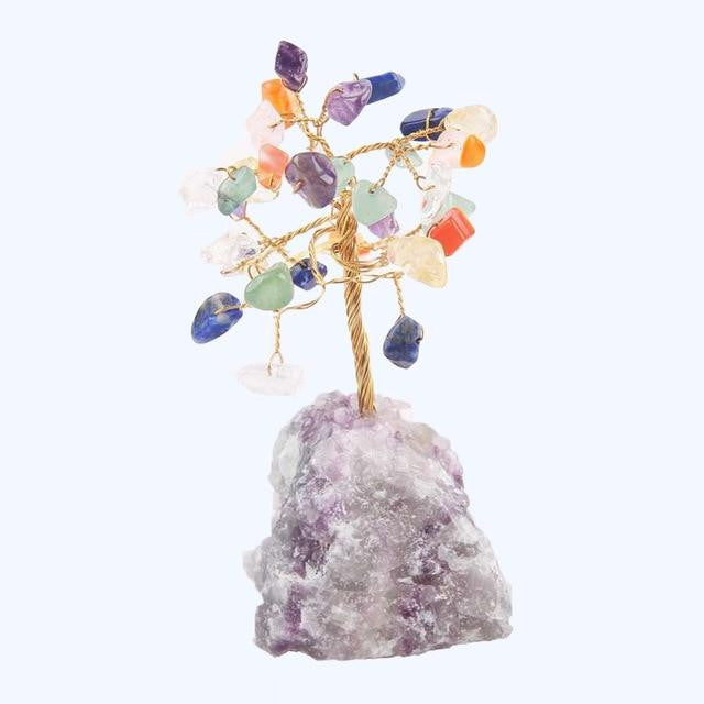 Crystal Lucky Tree - GULA MAGICK