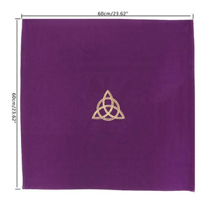 Embroidery Tarot TableCloth - GULA MAGICK
