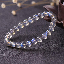 Load image into Gallery viewer, Labradorite bead bracelet | GULA MAGICK