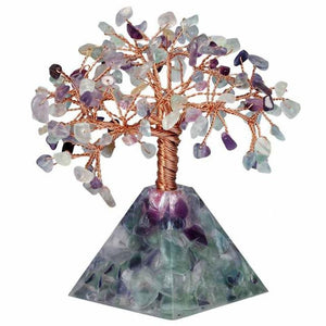 Bonsai Crystal Wealthy Tree - GULA MAGICK
