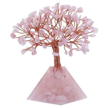 Load image into Gallery viewer, Bonsai Crystal Wealthy Tree - GULA MAGICK