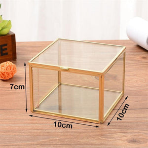 Mirror Cube Storage Box - GULA MAGICK