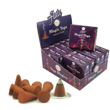 Load image into Gallery viewer, Indian Aroma Incense, 6 Box Pack, 120 Cones | GULA MAGICK