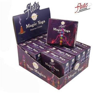 Indian Aroma Incense, 6 Box Pack, 120 Cones | GULA MAGICK