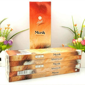 All Flavour Indian Incense, 25 Box Pack, 200 Sticks | GULA MAGICK