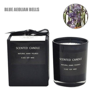 Scented Aromatherapy Candle in Glass | GULA MAGICK