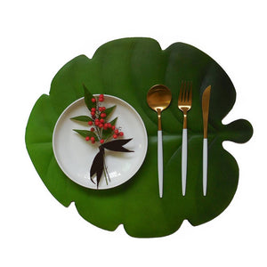 Palm Leaf Table Placemat | GULA MAGICK