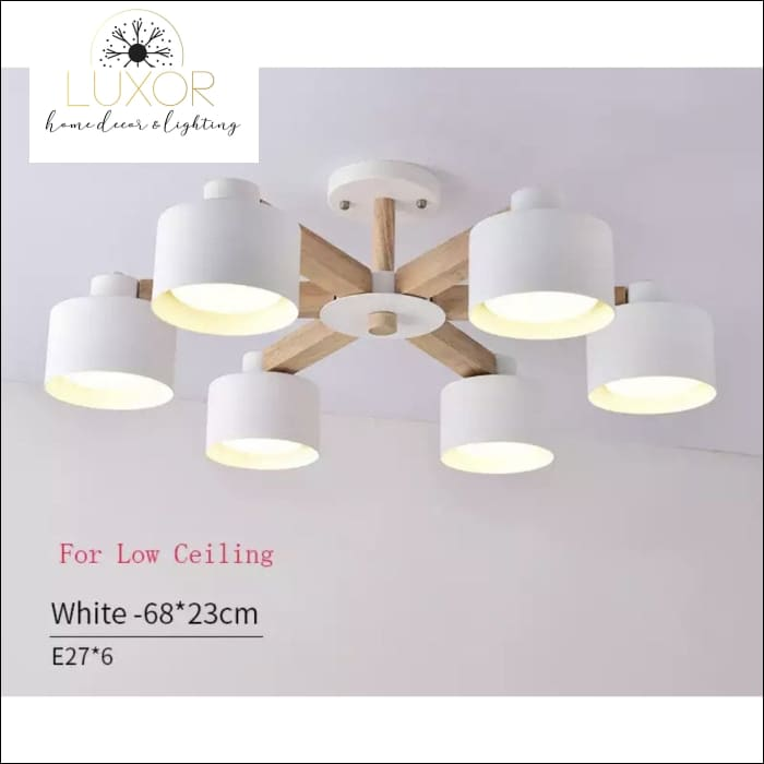 Modern Luxury LED Multi Ceiling Light - Ceiling lights