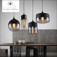 Pendant lighting Emma Industrial Pendant Light - Luxor Home Decor & Lighting