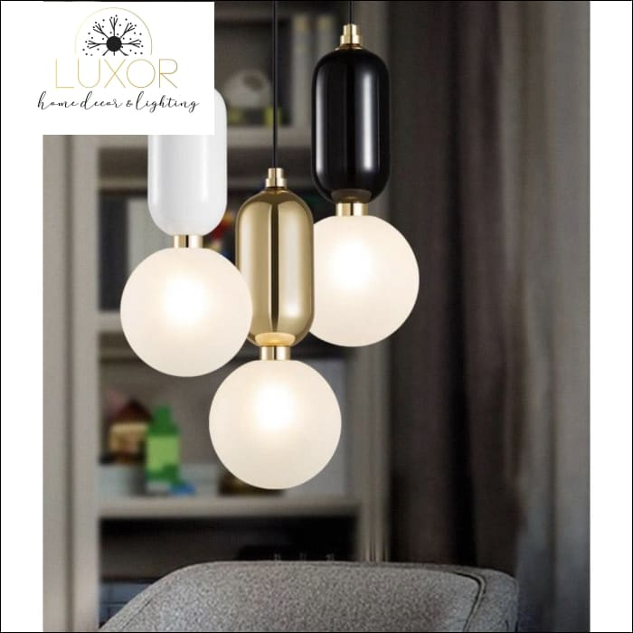 Splendid Glass Pendant Light - pendant lighting